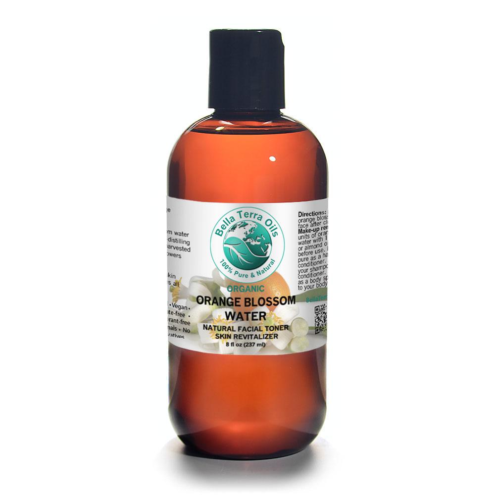 Natural Organic Skin Toner